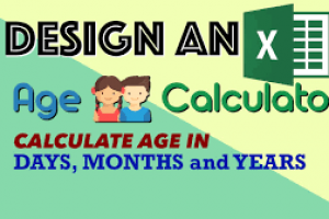 calculate age manually