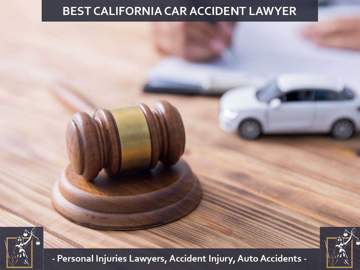 How To Choose A Car Accident Lawyer California