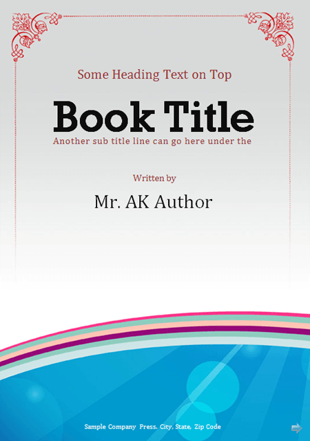 Free Booklet Templates