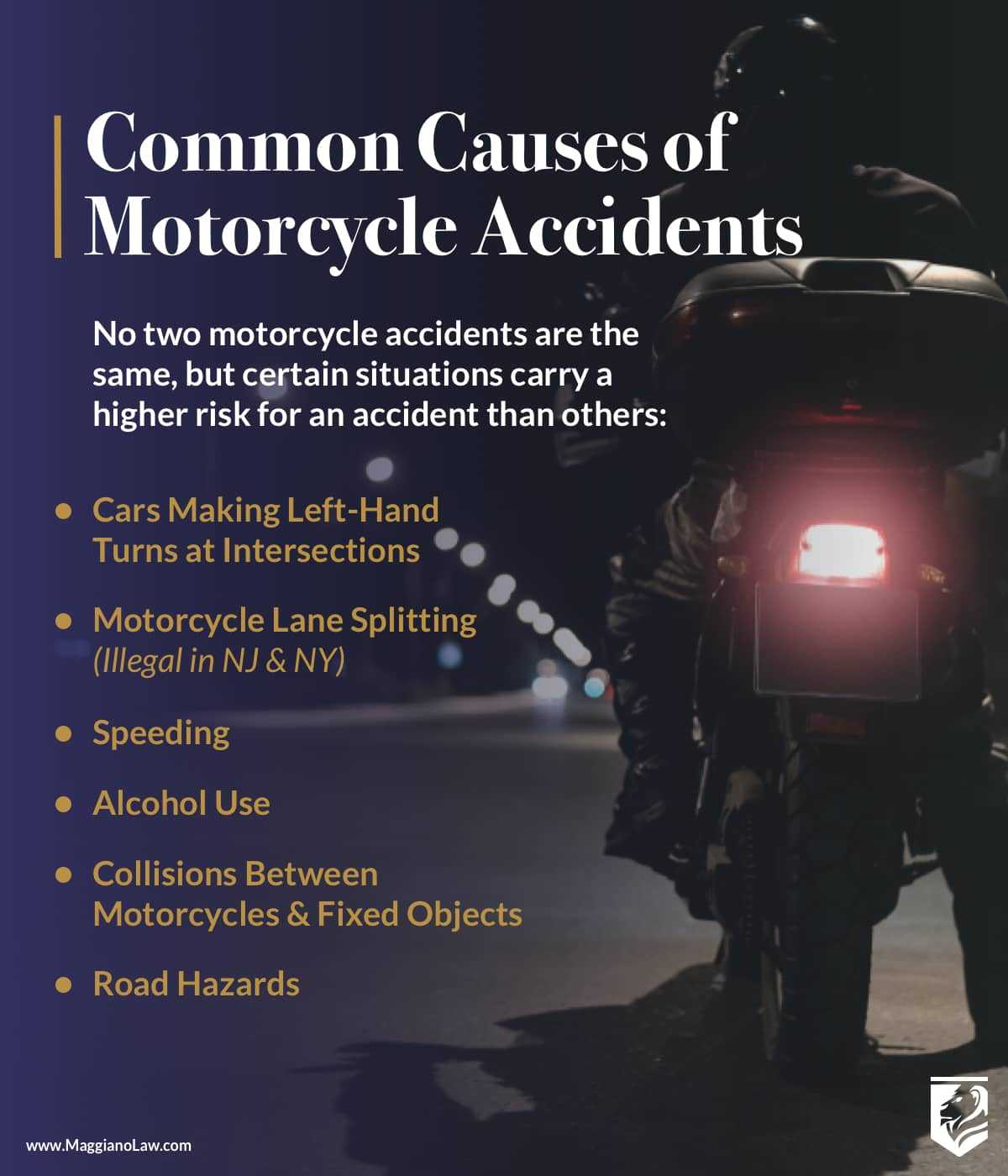 Best Motorcycle Accident Lawyer In New York City 2021