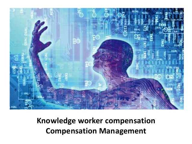 Knowledgeable About Compensation